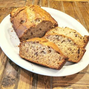 Never-Fail Super Moist Banana Bread Recipe