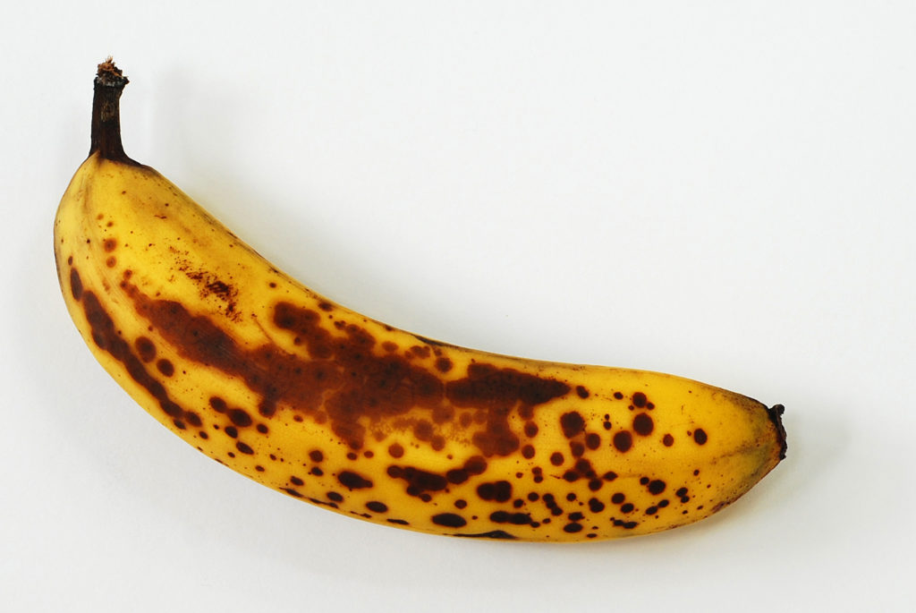 If your bananas are overripe or not ripe it can effect the flavor of your banana bread recipe